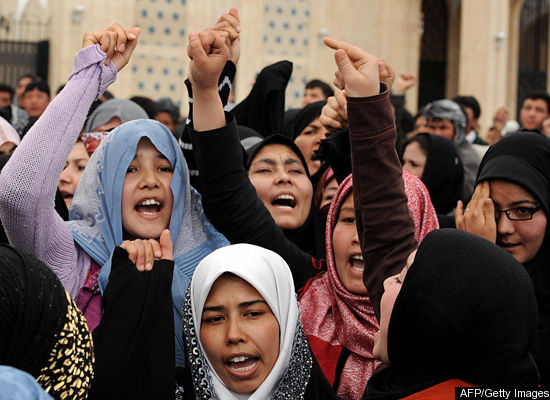 the oppression of women in afghanistan Legalized oppression of women western outrage over discriminatory afghan law a new law signed by president hamid karzai in afghanistan requires shiite women to ask their husband's.